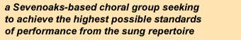 Choir Description text