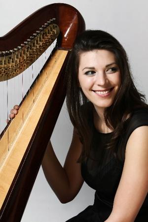 Camilla Pay, Harp