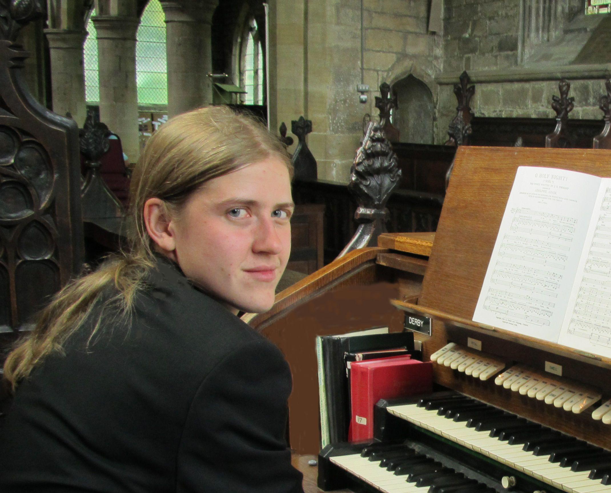 Jemima Stephenson, Organ