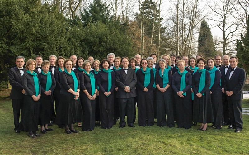 The Cantate Choir
