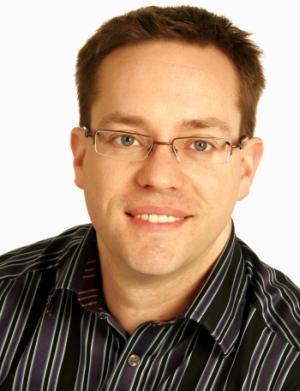 Robin Walker, Music Director of The Cantate Choir