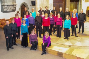 Cantate Choir in December 2014
