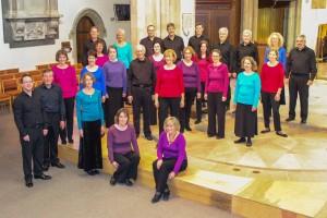 Cantate Choir in December 2014