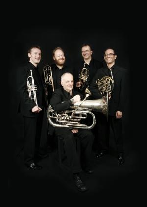 Mardi Brass, brass quintet