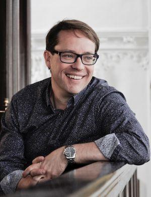 Robin Walker, Musical Director of the Cantate Choir